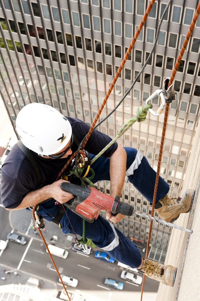 Safety Procedures For Your Company Employees Working At Heights