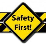 safety first at construction sites