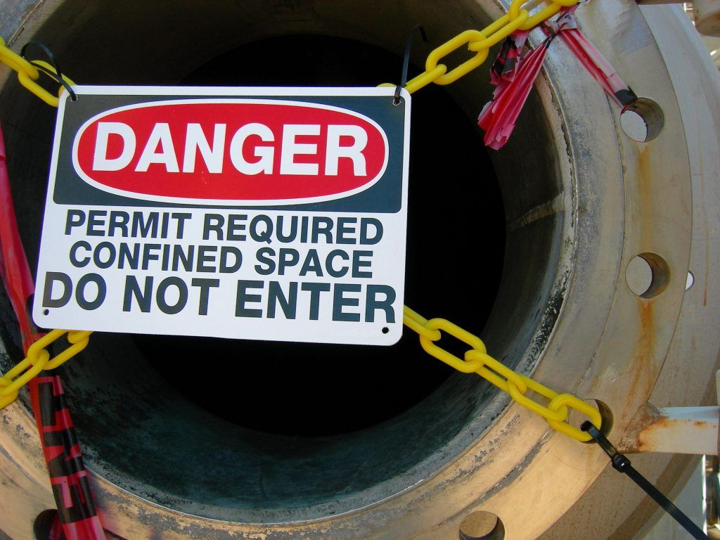 Things You Should Know About Working In Confined Spaces