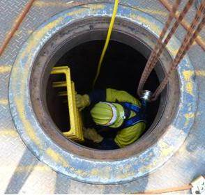 Required Information For A Confined Space Entry Permit