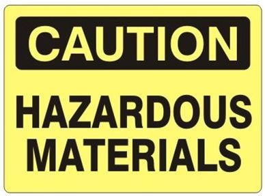 Eliminating Exposure To Hazardous Materials At The Workplace