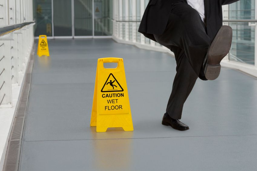 Tips That You Can Use To Avoid Slipping And Falling In The Workplace