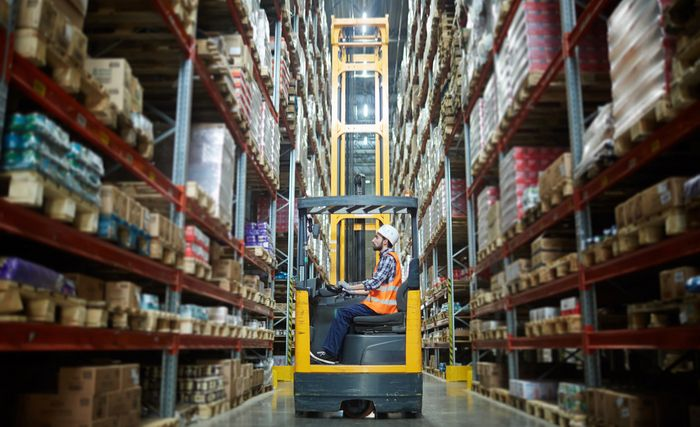 Five Tips For Forklift Safety