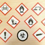 WHMIS 2015 Symbols for hazard identification