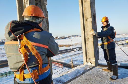 Tips for Working Safely in Cold Weather
