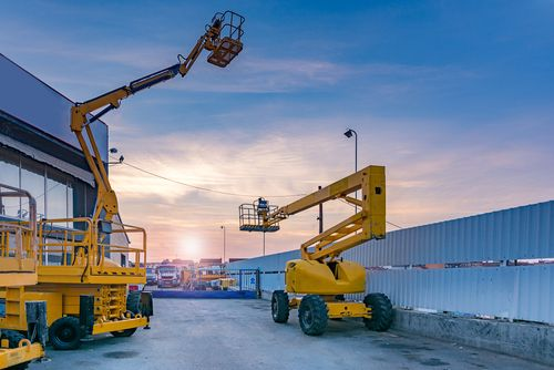 7 Tips For Working On Or Around Boom Lifts