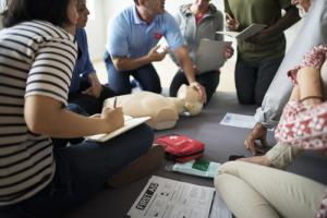 cpr training safety proactive awareness