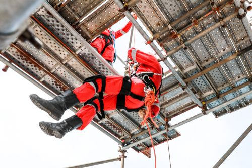 Working at Heights: Safety Awareness & Prevention