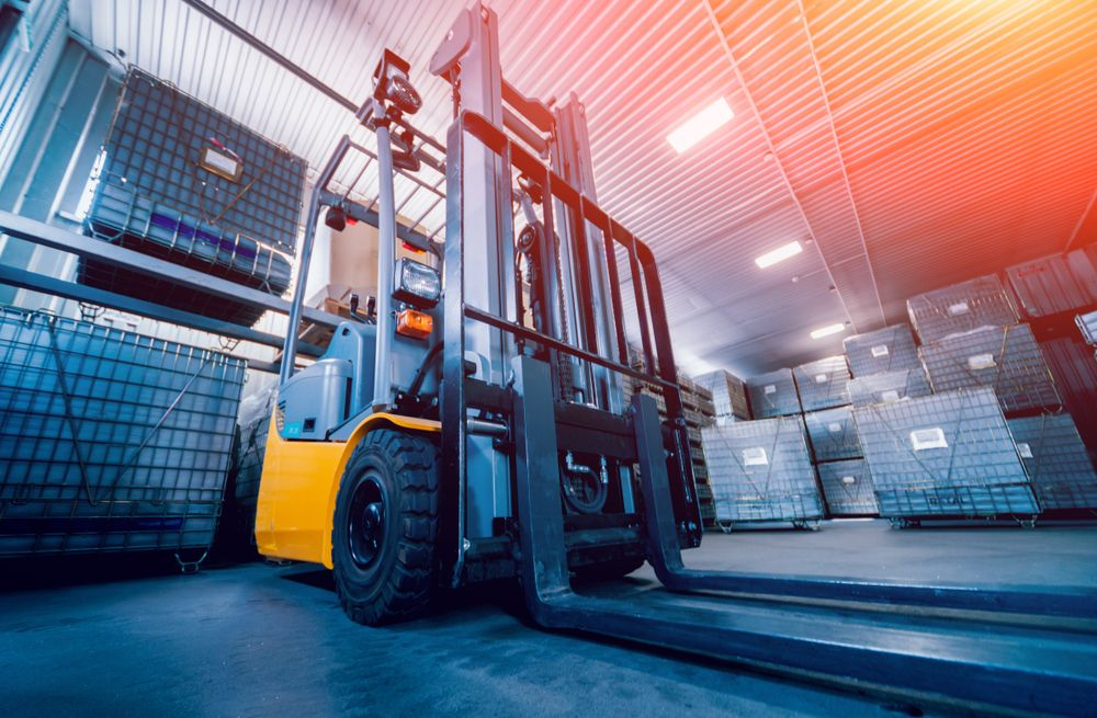 Six Steps to Ensuring Forklift Safety