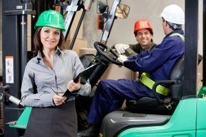 workers in safety due diligence