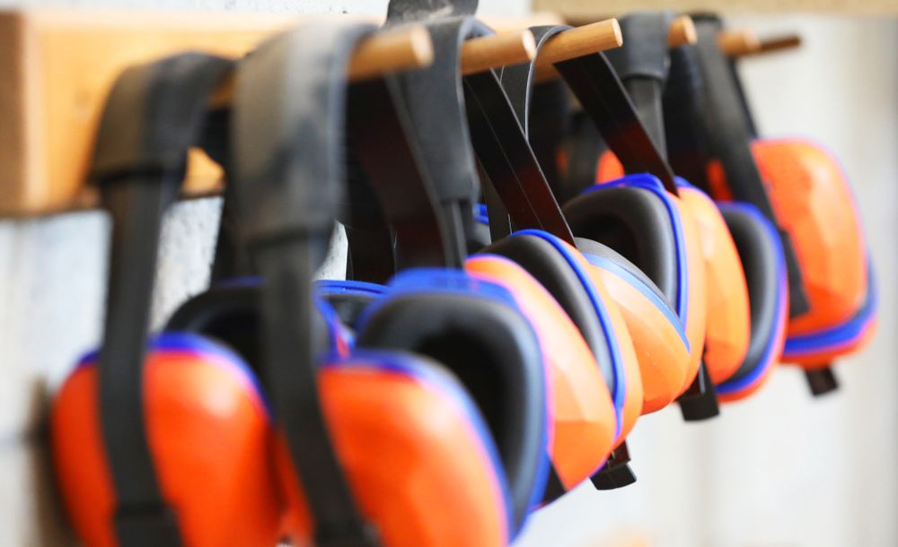 ppe personal protective gear for workplace safety