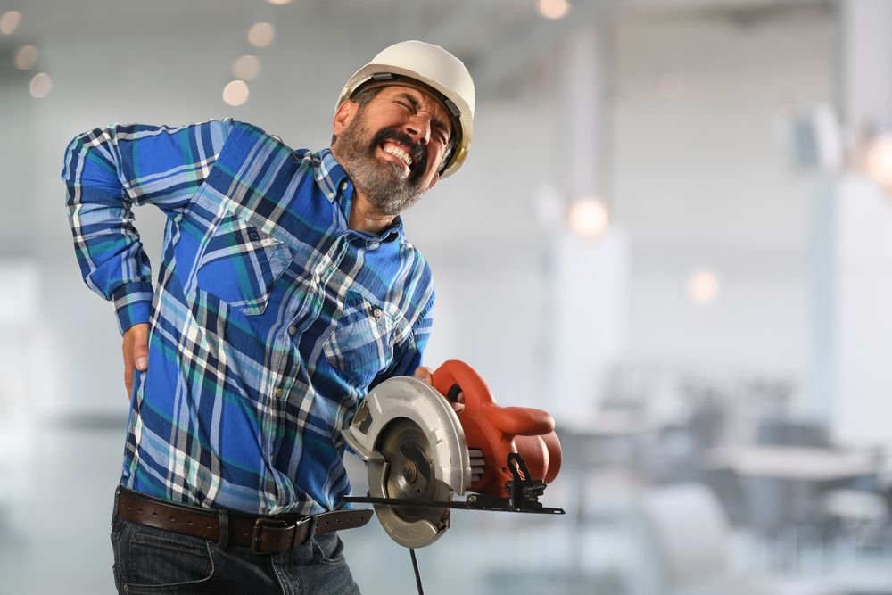 workplace hazards and injuries