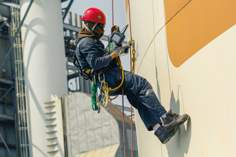 safely working at heights