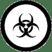 WHMIS pictogram biohazard