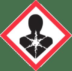 WHMIS pictogram health hazard