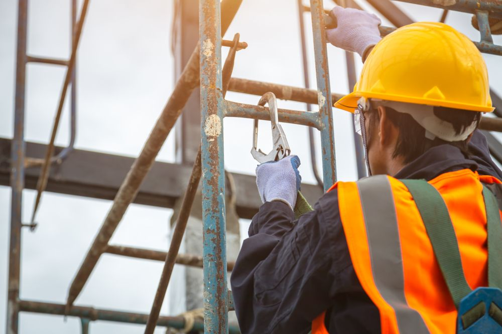Working at Heights: Do You Have a Fall Protection Plan? Is It Current? Is Proper Training in Place?