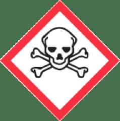 WHMIS pictogram poison
