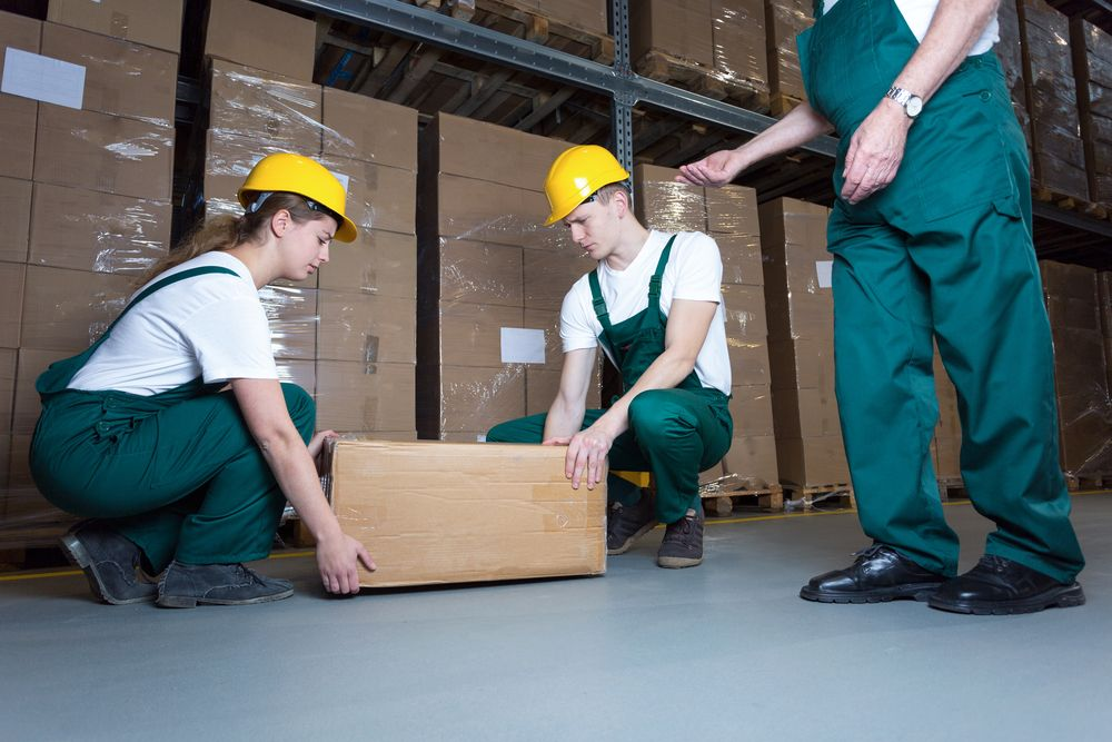 Materials Handling Safety: Lift Up Your Workplace Safety Program
