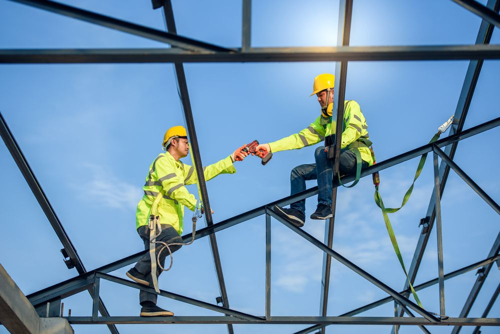 Working at Heights: Fall Protection Training & Re-Training