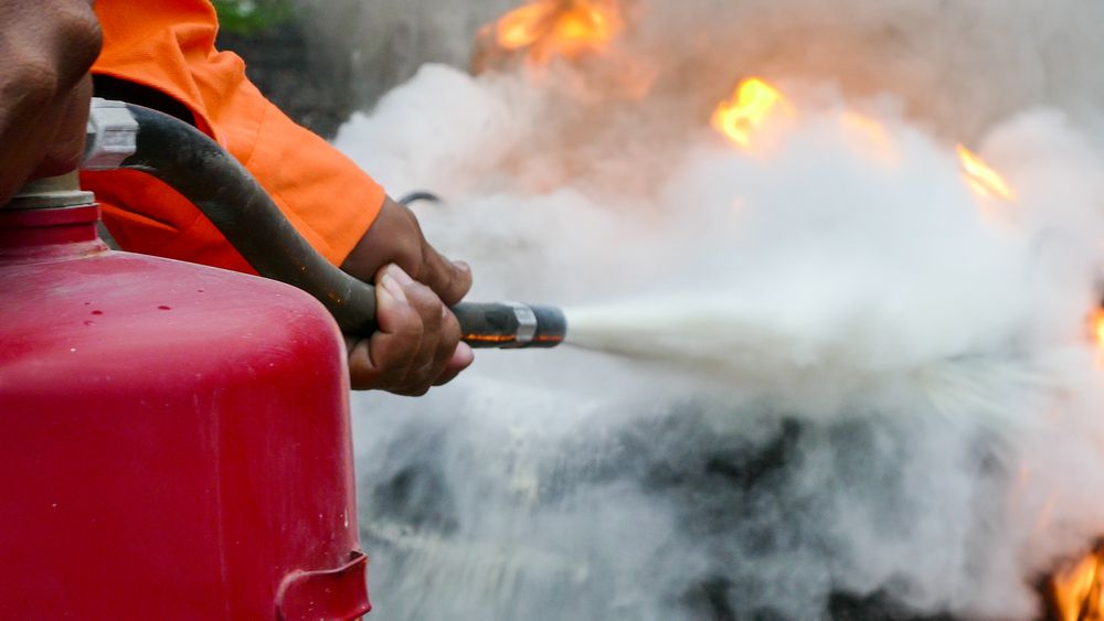 Workplace Safety: October is Fire Prevention Month