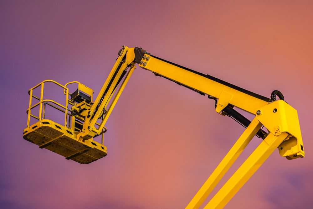 boom lift in Ontario
