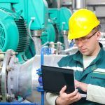 operations manager conducts workplace safety audit