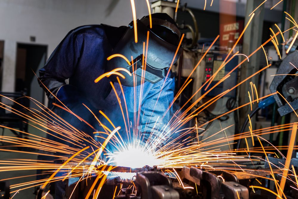 welding workplace fire safety risk