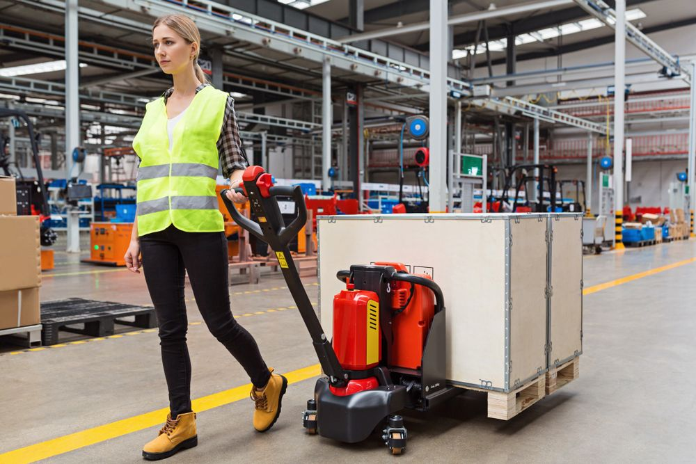 5 Workplace Safety Tips for Material Handling